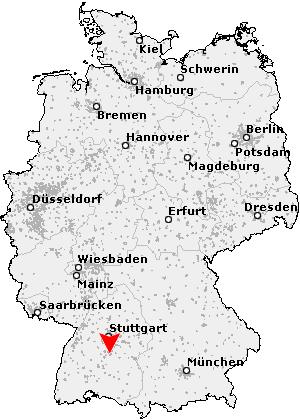 reutlingen karte Postleitzahl Reutlingen   Baden Württemberg (PLZ Deutschland) reutlingen karte
