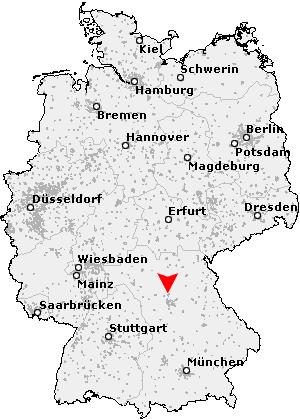 erlangen karte Postleitzahl Erlangen   Bayern (PLZ Deutschland) erlangen karte