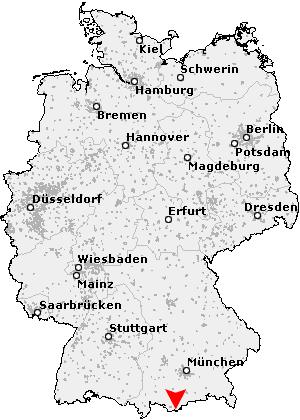 mittenwald karte deutschland Postleitzahl Mittenwald   Bayern (PLZ Deutschland)