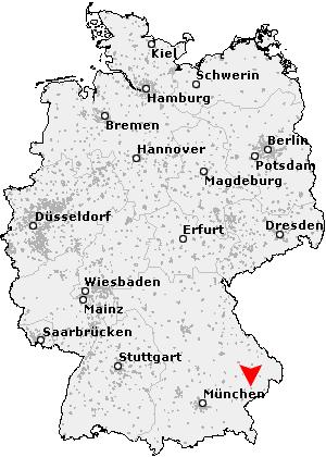 Plz Pfarrkirchen