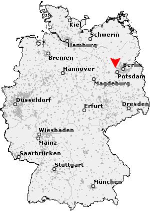 Postleitzahl Wustermark