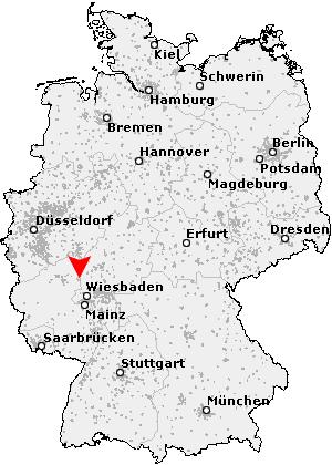 Postleitzahl Limburg an der Lahn - Hessen (Postleitzahl.