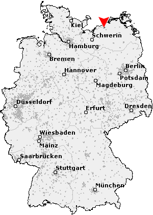 warnemünde karte deutschland Postleitzahl Rostock   Mecklenburg Vorpommern (PLZ Deutschland)