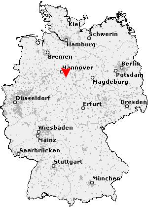 hildesheim karte deutschland Postleitzahl Hildesheim   Niedersachsen (PLZ Deutschland)