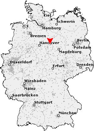 Postleitzahl Wolfsburg - Niedersachsen (PLZ Deutschland)