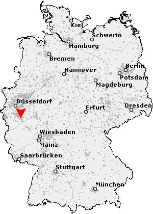 Bonn Karte.Karte Bad Godesberg Creactie