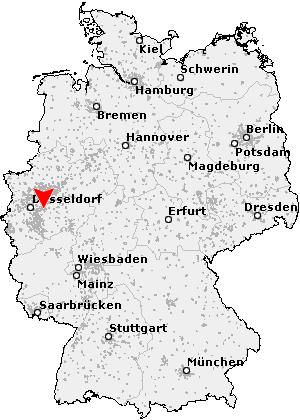 Postleitzahl Remscheid Nordrhein Westfalen PLZ Deutschland