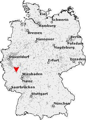 Nachtrausch in Koblenz