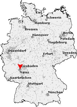 Mainz Bundesland Karte