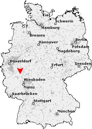 Postleitzahl Obersayn Rothenbach Plz Deutschland