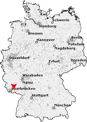 66424 Homburg, Deutschland