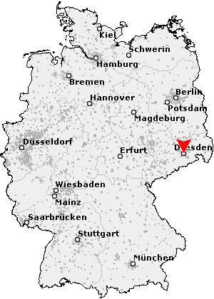 dresden landkarte deutschland Postleitzahl Dresden   Sachsen (PLZ Deutschland)