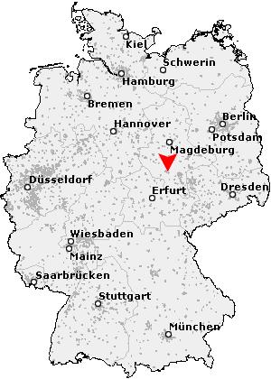 Postleitzahl Lutherstadt Eisleben - Sachsen Anhalt (Postleitzahl.
