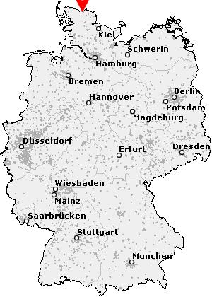 Flensburg Karte.Postleitzahl Flensburg Schleswig Holstein Plz Deutschland