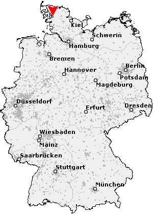 Husum Karte.Postleitzahl Husum Schleswig Holstein Plz Deutschland
