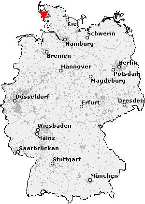 Sankt Peter Ording Karte.Postleitzahl Sankt Peter Ording Schleswig Holstein Plz