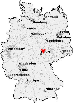 weimar karte deutschland Postleitzahl Gaberndorf   Weimar (PLZ Deutschland)